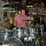 Performance at Drum clinic