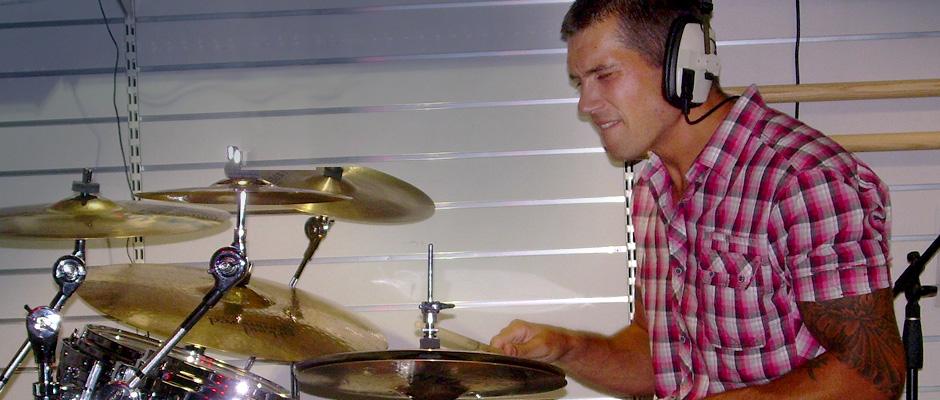 Norwich Norfolk Drumming Tuition