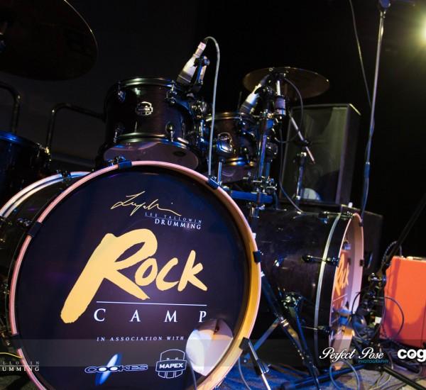 Rock Camp Summer 2015