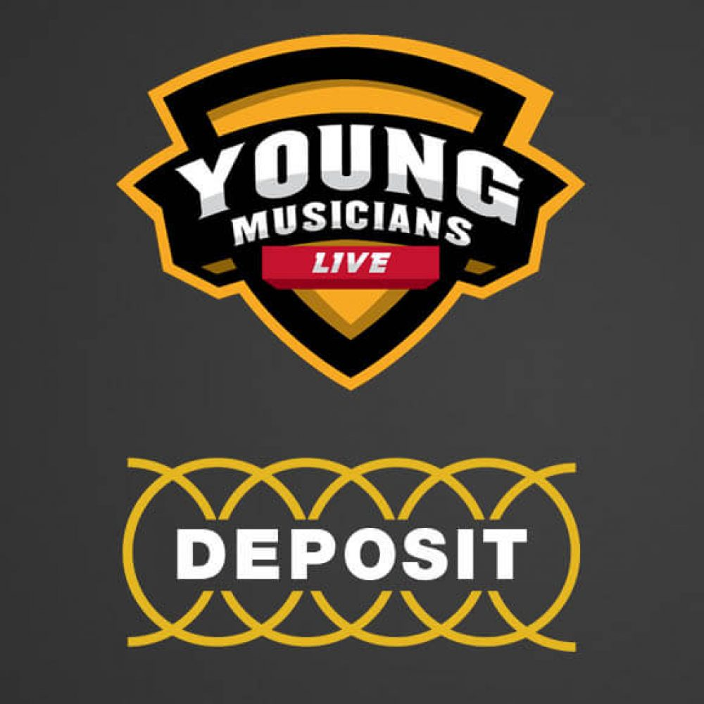 Young Musician Live Deposit