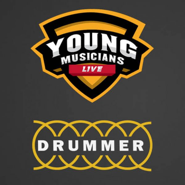 Young Musician Live Drum