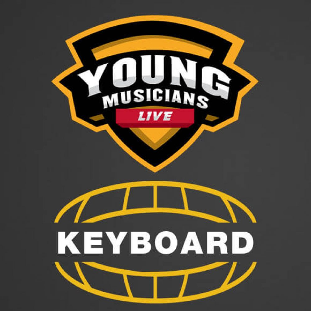 Young Musician Live Keybaords