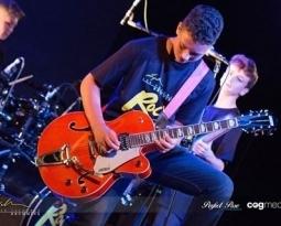 Summer Rock camp performance evening 2015